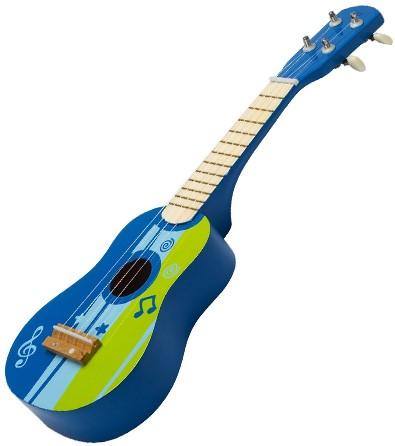 Hape Muziekinstrument Ukulele, Blue-1