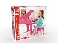 Hape Muziekinstrument Happy Grand Piano, Pink-1