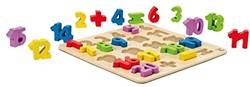 Hape houten legpuzzel Numbers Puzzle