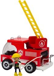 Hape speelvoertuig Brandweerauto