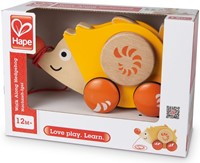 Hape trekfiguur Walk-A-Long Hedgehog-2