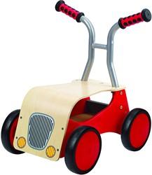 Hape houten loopfiets Little Red Rider