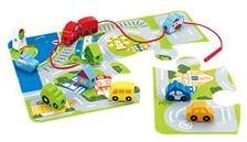 Hape leerspel Busy City Play Set