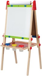 Hape houten kindermeubel All-in-1 Easel
