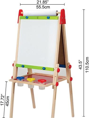 Hape houten kindermeubel All-in-1 Easel-3