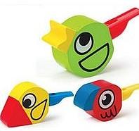 Hape Muziekinstrument Bird Whistle-1