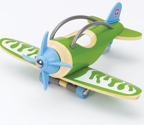Hape speelvoertuig e-Plane-3
