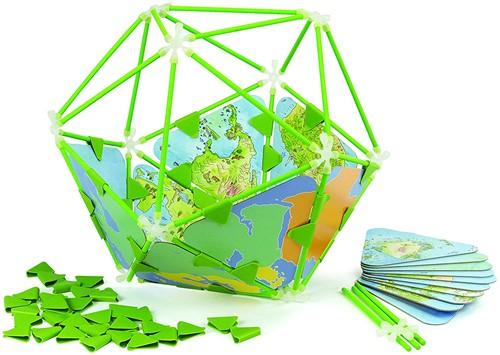 Hape Architetrix wereldbol