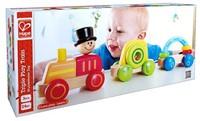 Hape trekfiguur Triple Play Train-2