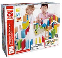 Hape leerspel Dynamo Dominoes