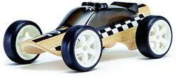 Hape houten speelvoertuig Police car