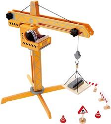 Hape speelvoertuig Crane Lift