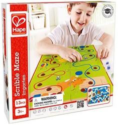 Hape leerspel Scrible Maze