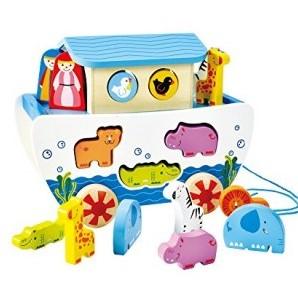 Hape Trekfiguur Noah's ark