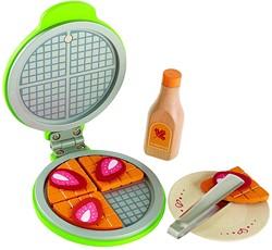 Hape houten keuken accessoires Instant Waffles