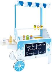 Hape houten keuken accessoires Ice Cream Emporium