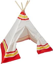 Hape buitenspel Teepee Tent, Red