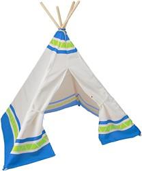 Hape buitenspel Teepee Tent, Blue