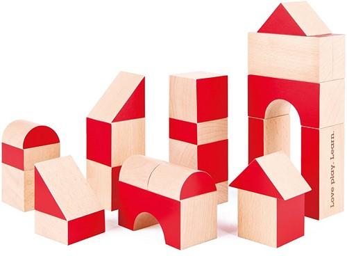 Hape houten bouwblokken Blocks