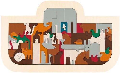 Hape Puzzel Noah's ark