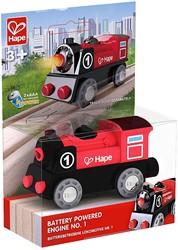 Hape houten trein Battery Powered Engine No.1