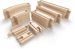 Hape houten trein Advanced Expansion Rail Pack