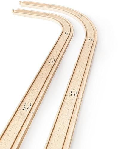 Hape houten trein Advanced Expansion Rail Pack-2