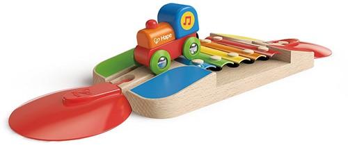 Hape houten trein Xylophone Melody Track