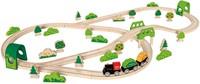 Hape houten trein set Forest Railway Set