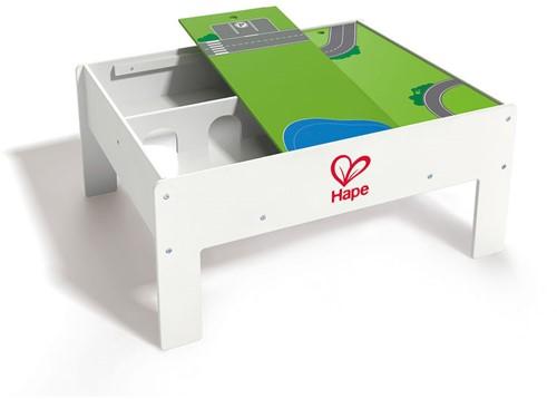 Hape houten trein accessoires trein tafel Play & Stow-2
