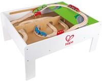 Hape houten trein accessoires trein tafel Play & Stow-3