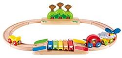 Hape houten trein set My Little Railway Set