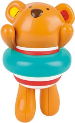 Hape Badspeelgoed Swimmer Teddy Wind-Up Toy