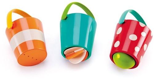 Hape Badspeelgoed Happy Buckets Set
