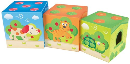 Hape stapelfiguur Friendship Tower