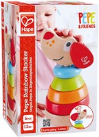 Hape stapelfiguur Pepe Sound Stacker-2