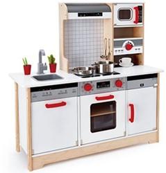 Hape houten keukentje All-in-1 Kitchen