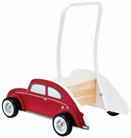 Hape houten loopwagen Beetle Walker, Red-2
