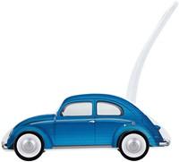 Hape houten loopwagen Beetle Walker, Blue-2