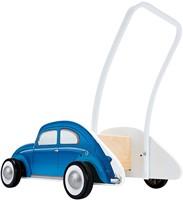 Hape houten loopwagen Beetle Walker, Blue-3