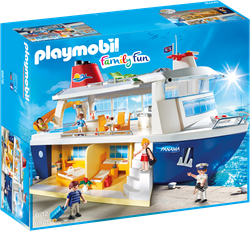 Playmobil Family Fun - Cruiseschip  6978