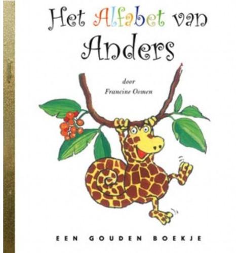 Kinderboeken  voorleesboek Het alfabet van anders