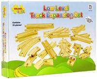 BigJigs Low Level Track Expansion Pack-2