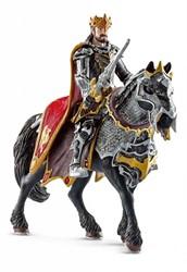 Schleich Eldrador - Draakridder Koning Te Paard 70115