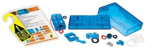 4M  Kidz Labs wetenschap speelgoed Spy science alarm-3