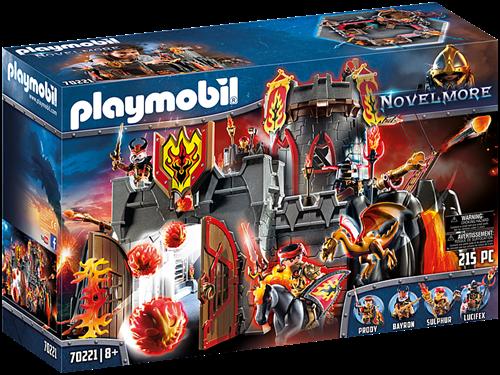 Playmobil Novelmore - Kasteel van de Burnham Raiders 70221
