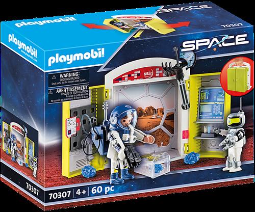 Playmobil Speelbox Ruimtestation 70307