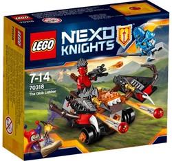 Lego  Nexo Knights set De globwerper 70318