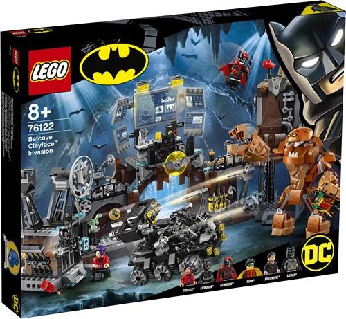 LEGO Super Heroes Batcave invasie Clayface 76122