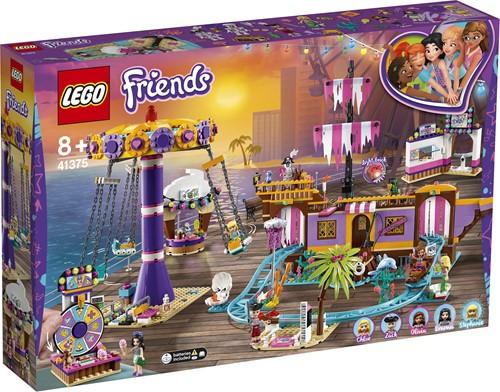 LEGO Friends Heartlake City pier met kermisattracties 41375